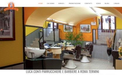 Luca Conti Barber Shop Roma