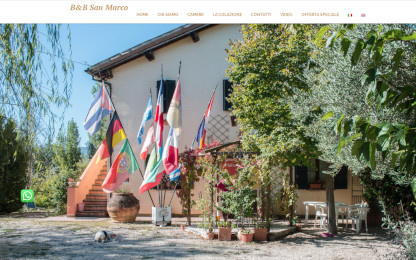 Bed and Breakfast San Marco di Montefalco